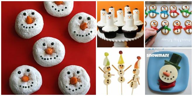 festa-compleanno-pupazzo-di-neve-buffet
