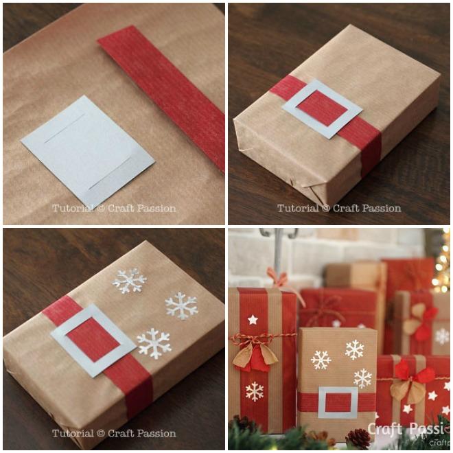 Eccezionale Come incartare i regali di Natale | Feste e compleanni QR57
