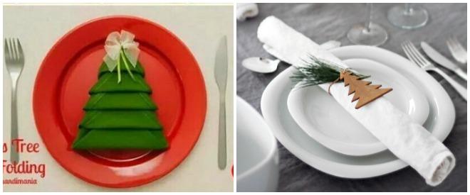 decorare-tavola-natale-tovaglioli