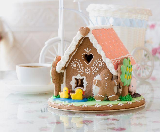 Idee per la festa di natale con i bambini feste e compleanni - Idee per centrotavola di natale ...