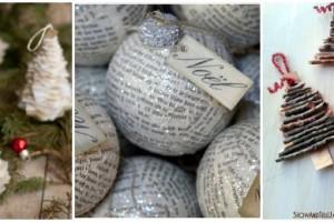 Idee per decorare l'albero di Natale