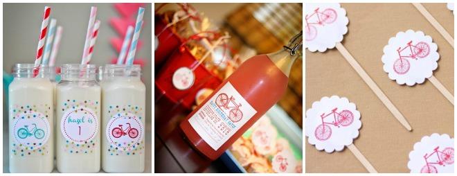 festa-a-tema-biciclette-decorazioni-etichette