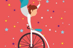 Festa a tema bicicletta
