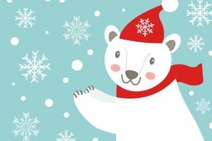 Festa di compleanno a tema orso polare