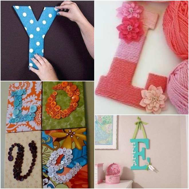 regali-bambina-fai-da-te-lettere-decorative