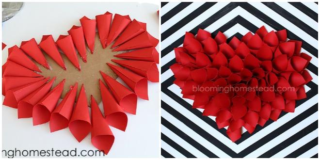Decorazioni fai da te per san valentino feste e compleanni - Decorazioni san valentino fai da te ...