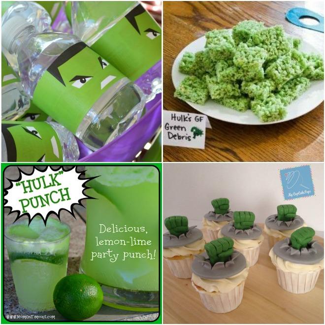 Festa di compleanno a tema l' Incredibile Hulk | Feste e compleanni