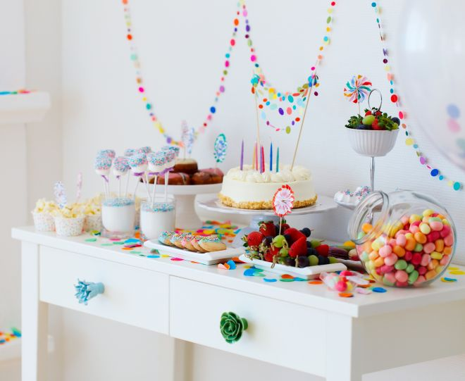 Come decorare la casa per un compleanno feste e compleanni for Decorare una stanza per bambini