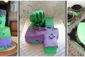 Festa di compleanno a tema l' Incredibile Hulk