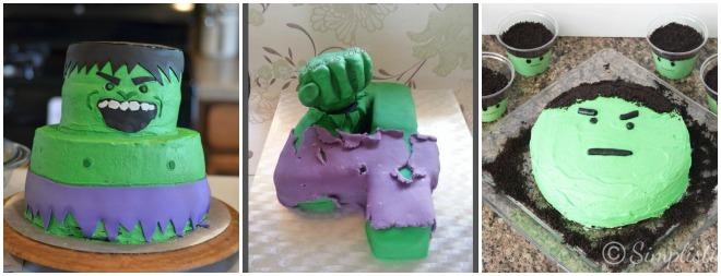 compleanno-a-tema-hulk-torta