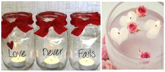 Decorazioni fai da te san valentino for Fai da te decorazioni