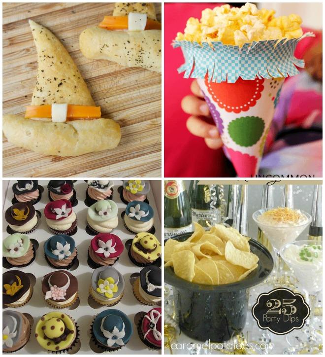 festa-a-tema-cappello-buffet