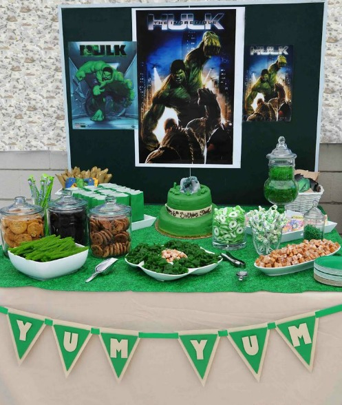 festa-a-tema-hulk-buffet