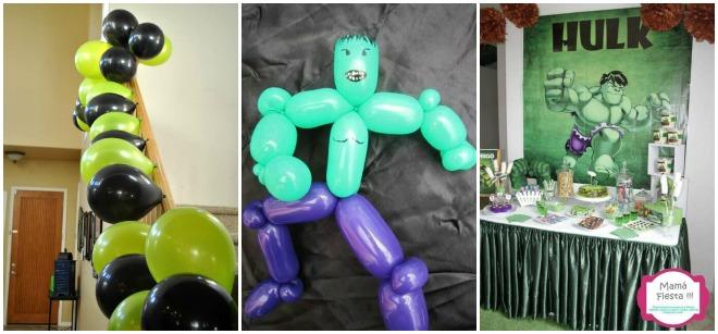 festa-a-tema-hulk-decorazioni