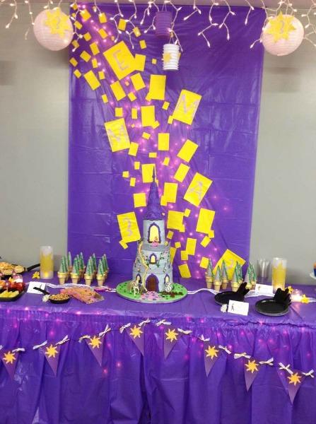 festa-a-tema-rapunzel-buffet