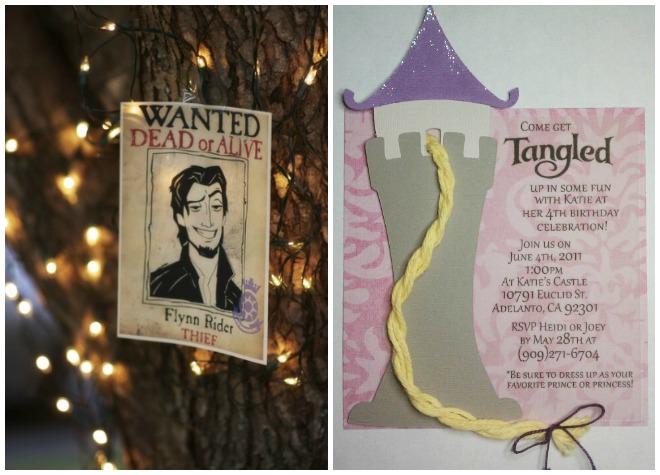 festa-compleanno-rapunzel-inviti