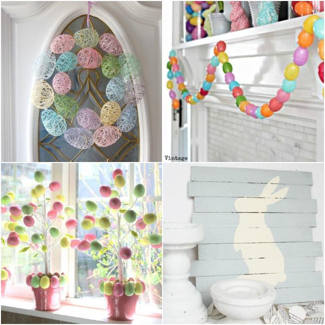Decorazioni di pasqua fai da te feste e compleanni - Decorazioni pareti fai da te ...