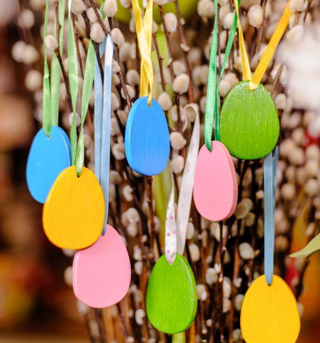 Decorazioni di pasqua fai da te feste e compleanni - Decorazioni per feste fai da te ...