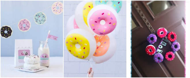 donut-party-decorazioni