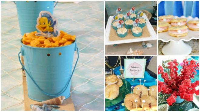 festa-a-tema-sirenetta-buffet