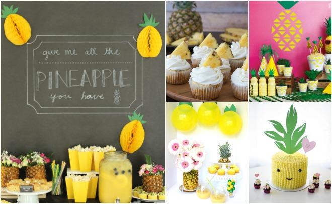 festa-compleanno-a-tema-ananas