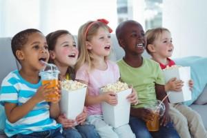 Festa a tema popcorn