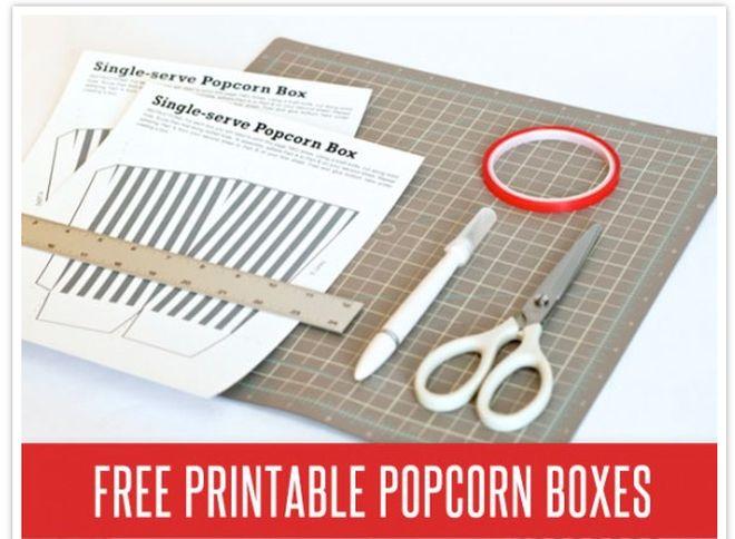 template-per-creare-scatole-popcorn-americane