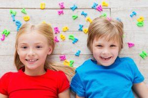 Giochi educativi per bambini per un compleanno