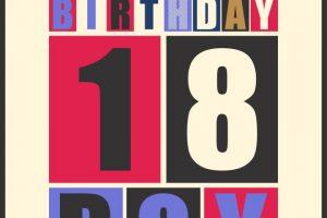 Festa 18 anni – Lui