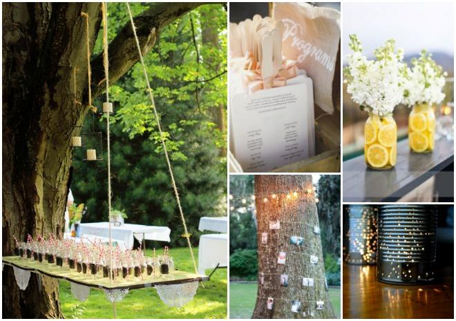 Festa di compleanno all 39 aperto decorazioni da giardino - Idee decorazioni giardino ...