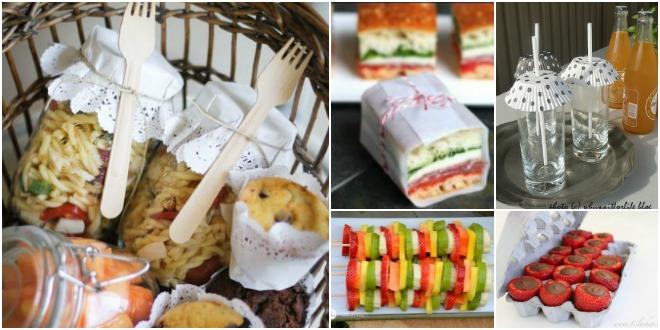 picnic-in-spiaggia-buffet