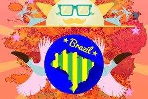 Festa a tema Brasile