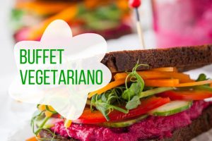 Buffet vegetariano