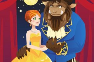 Festa a tema: La Bella e la Bestia (Beauty and the Beast)