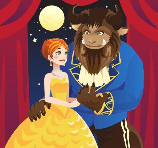 Festa a tema: La Bella e la Bestia (Beauty and the Beast)