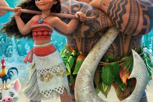 Festa a tema Vaiana, cartone animato Oceania