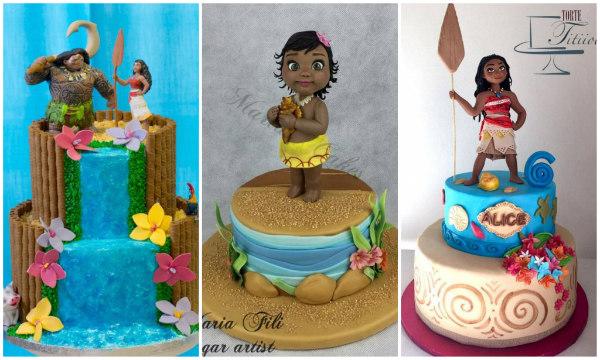 Festa a tema vaiana cartone animato oceania feste e