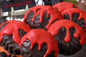 Halloween: menù a buffet per bambini