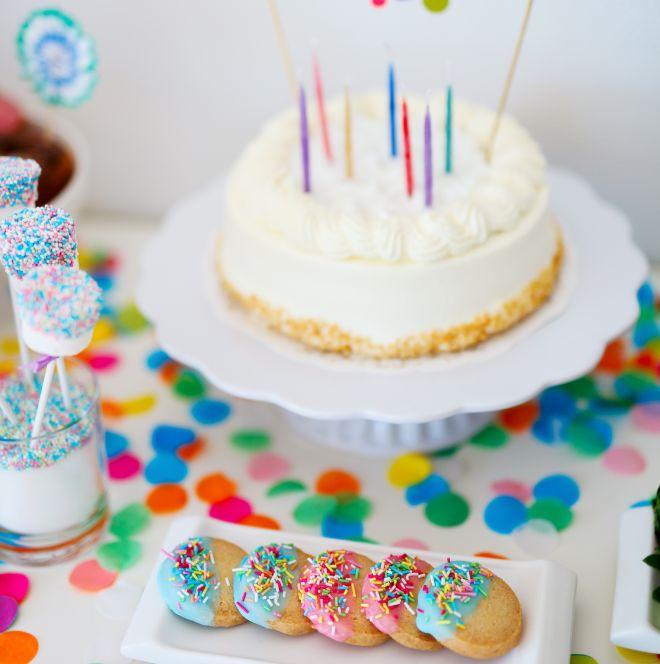 Ben noto Menù a buffet per la festa del primo compleanno | Feste e compleanni SD79