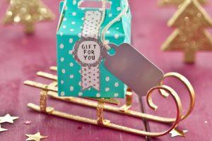 L'arte del pacchetto regalo fai da te