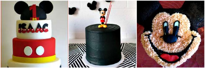torta tema topolino