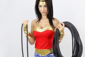 Festa a tema Wonder Woman