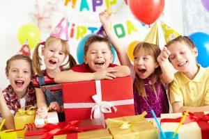 Idee per feste di compleanno dai 4 ai 7 anni