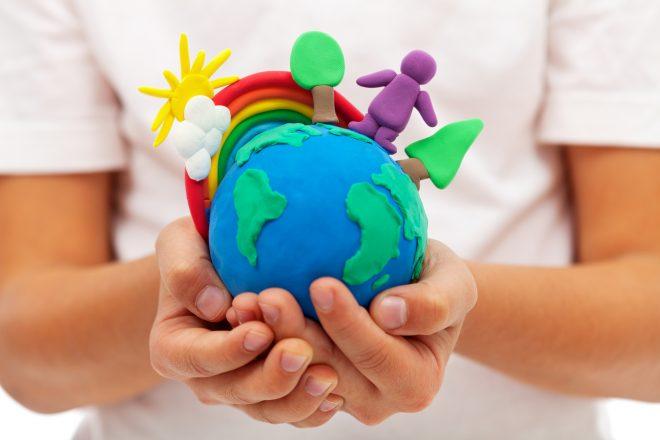 Insegnare ai bambini a rispettare l'ambiente