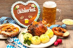 Festa a tema Oktoberfest