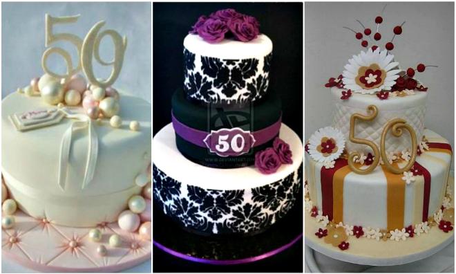 Torta Compleanno 50 Anni Idee E Consigli Feste E Compleanni