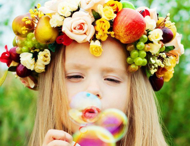 Festeggiare la primavera