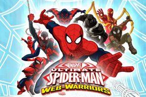 esta di compleanno a tema Spiderman