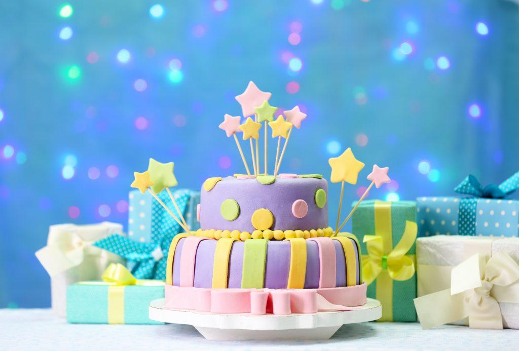 Sfondi per feste di compleanno per ragazzi
