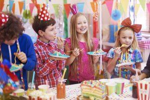 Come organizzare una merenda per bambini